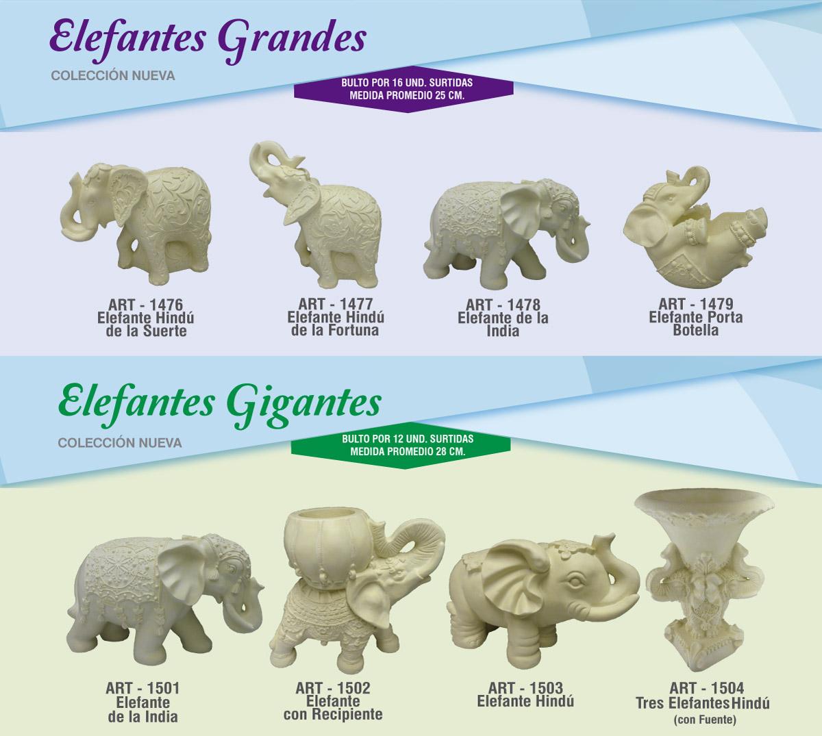 Souvenirs Y Elefantes Hindues Mercado Hnos