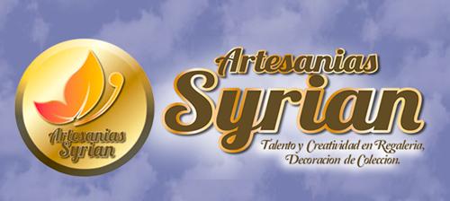 Artesanias Syrian - Talento y Creatividad en Regaleria - Decoración de Colección